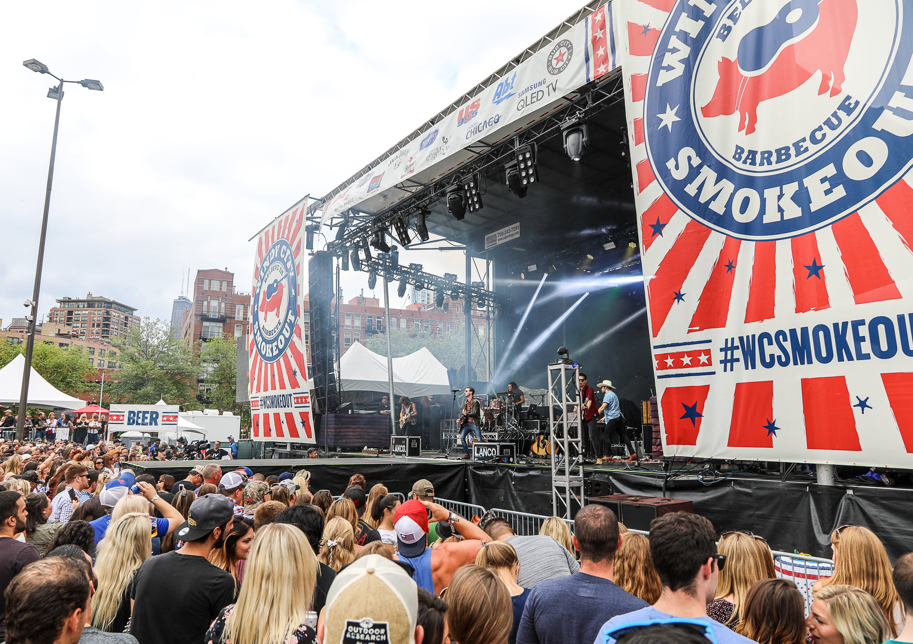 Chicago's Windy City Smokeout