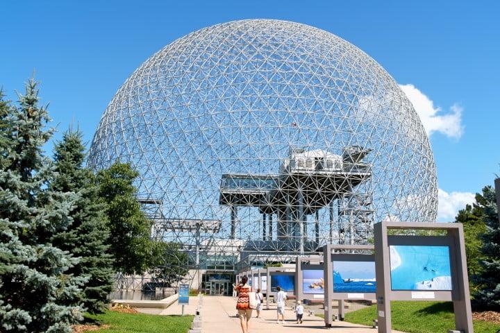 Montreal Biosphère