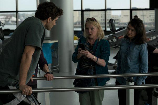 Jake Gyllenhaal, Miranda Richardson & Tatiana Maslany