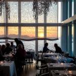 Sunset dinner at Fogo Island Inn | Samsung Galaxy Note 8