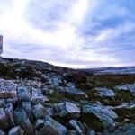 Panorama of Fogo Island Inn | Samsung Galaxy Note 8