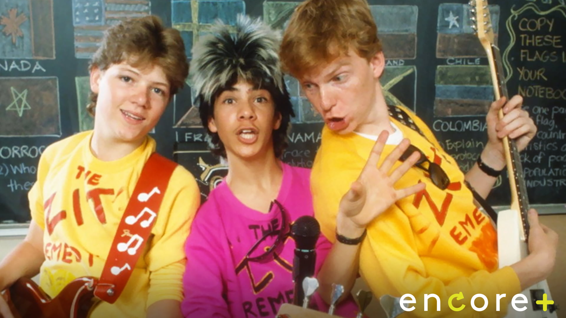 Degrassi - Zit Remedy on Encore+