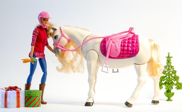 Barbie DreamHorse