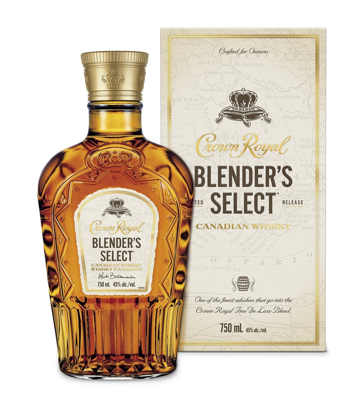Crown Royal Blender's Select