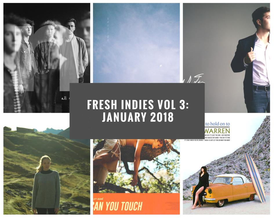 Fresh Indies Vol 3