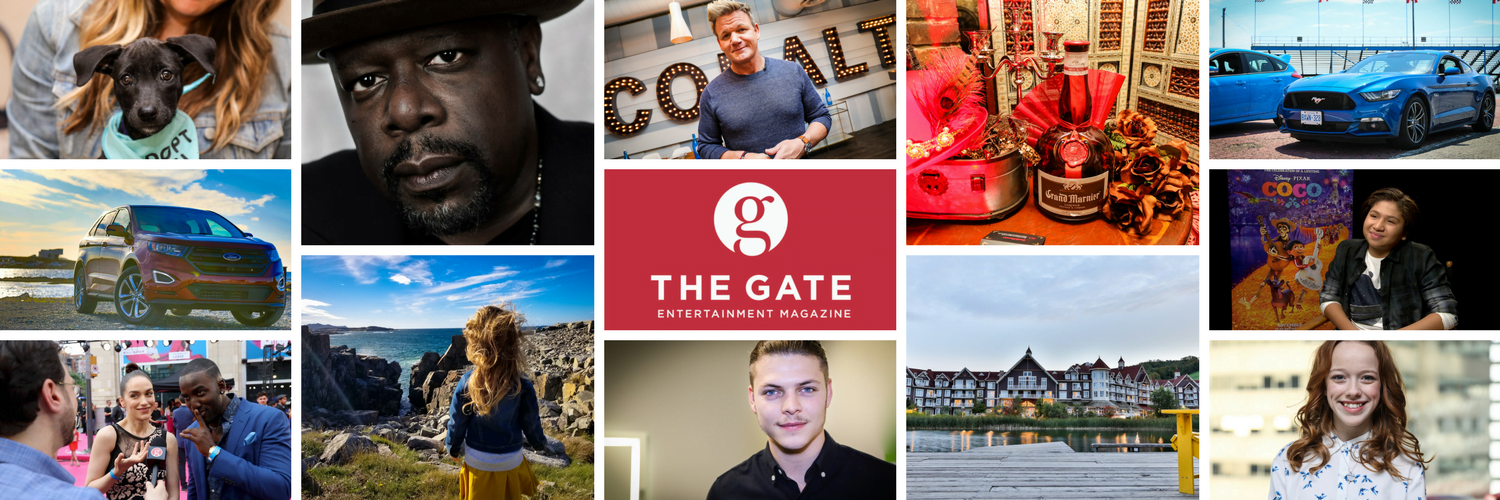 The GATE - Header 2018