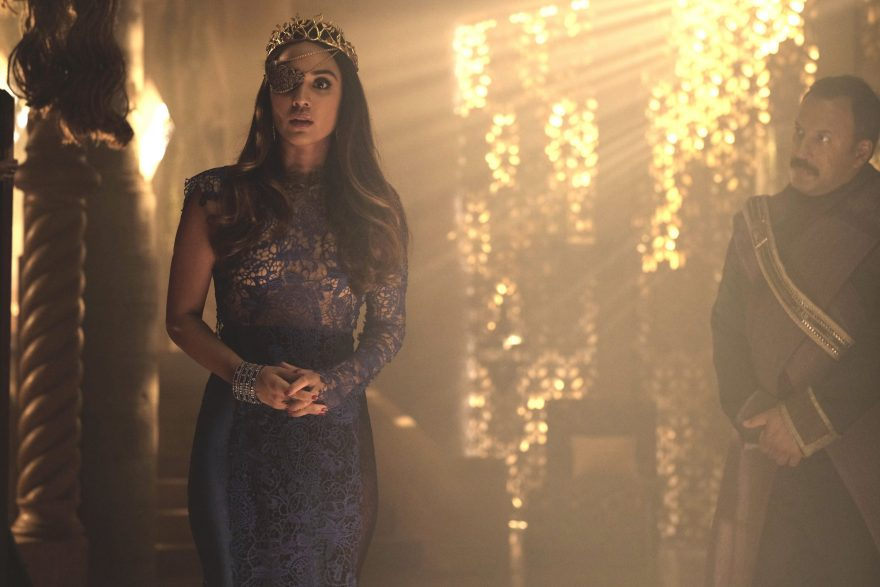 Summer Bishel as Margo in The Magicians