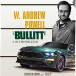W. Andrew Powell is Bullitt