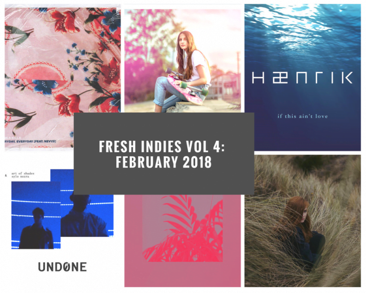 Fresh Indies Vol 4 Feb 2018