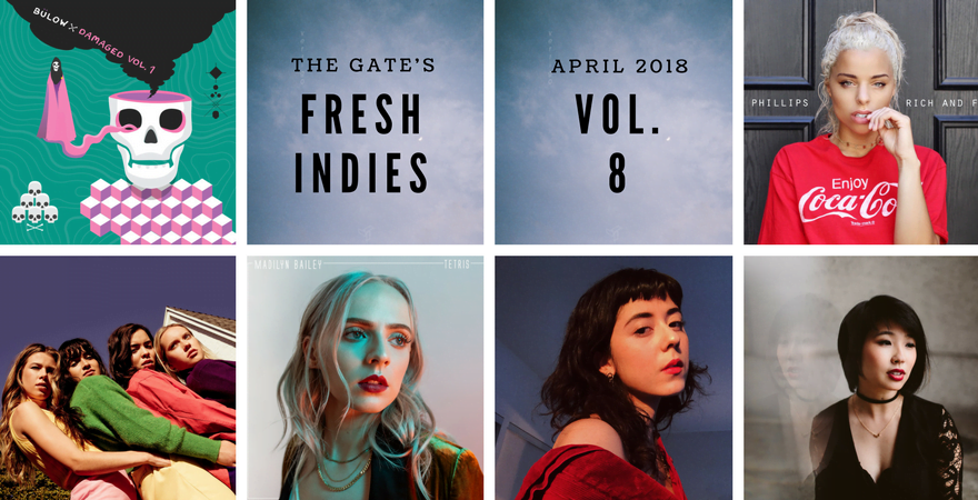 Fresh Indies Vol. 8 - April 2018