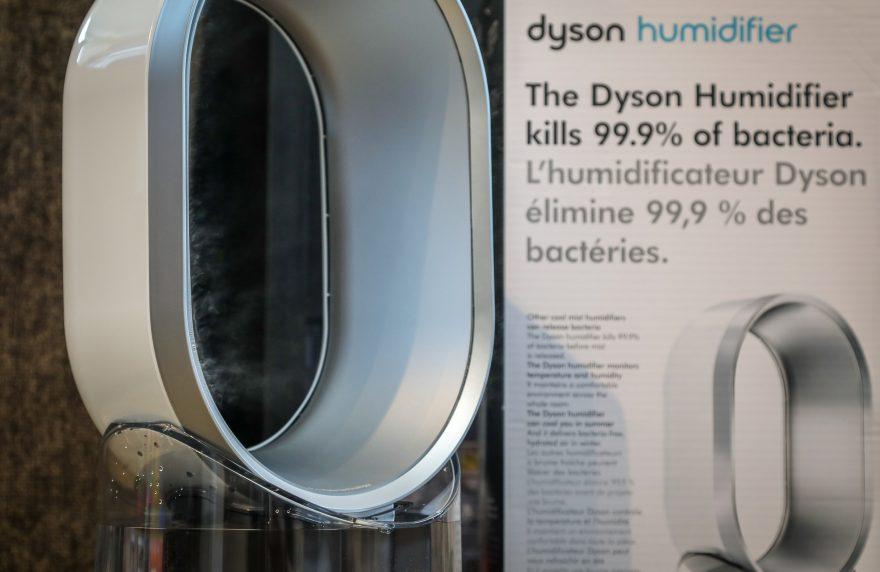 Dyson Humidifier  - Closeup
