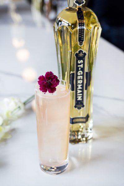 St-Germain's Royal Spritz Cocktail