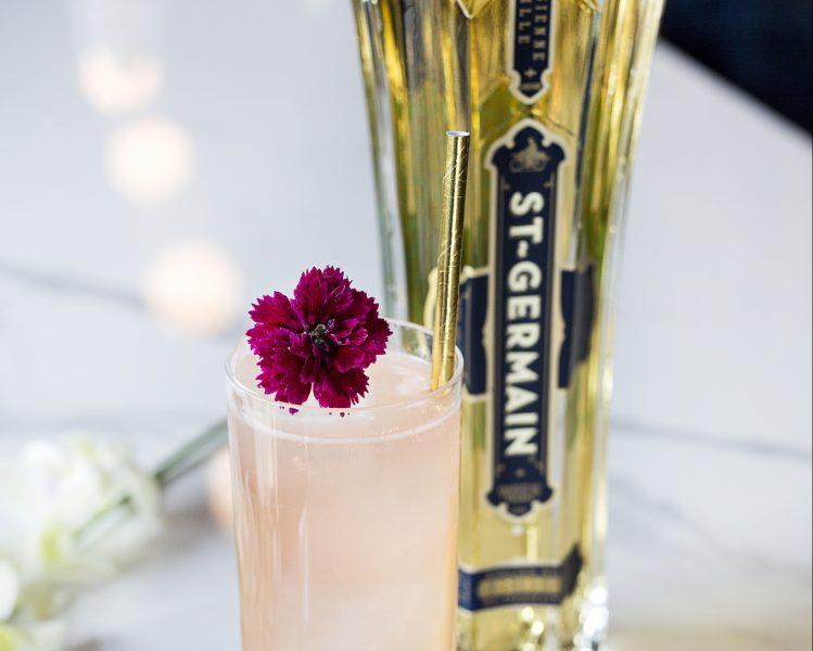 St-Germain Royal Spritz Cocktail
