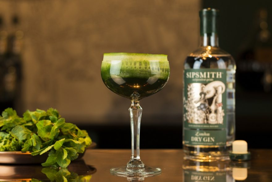 Sipsmith Green Eyed Passion