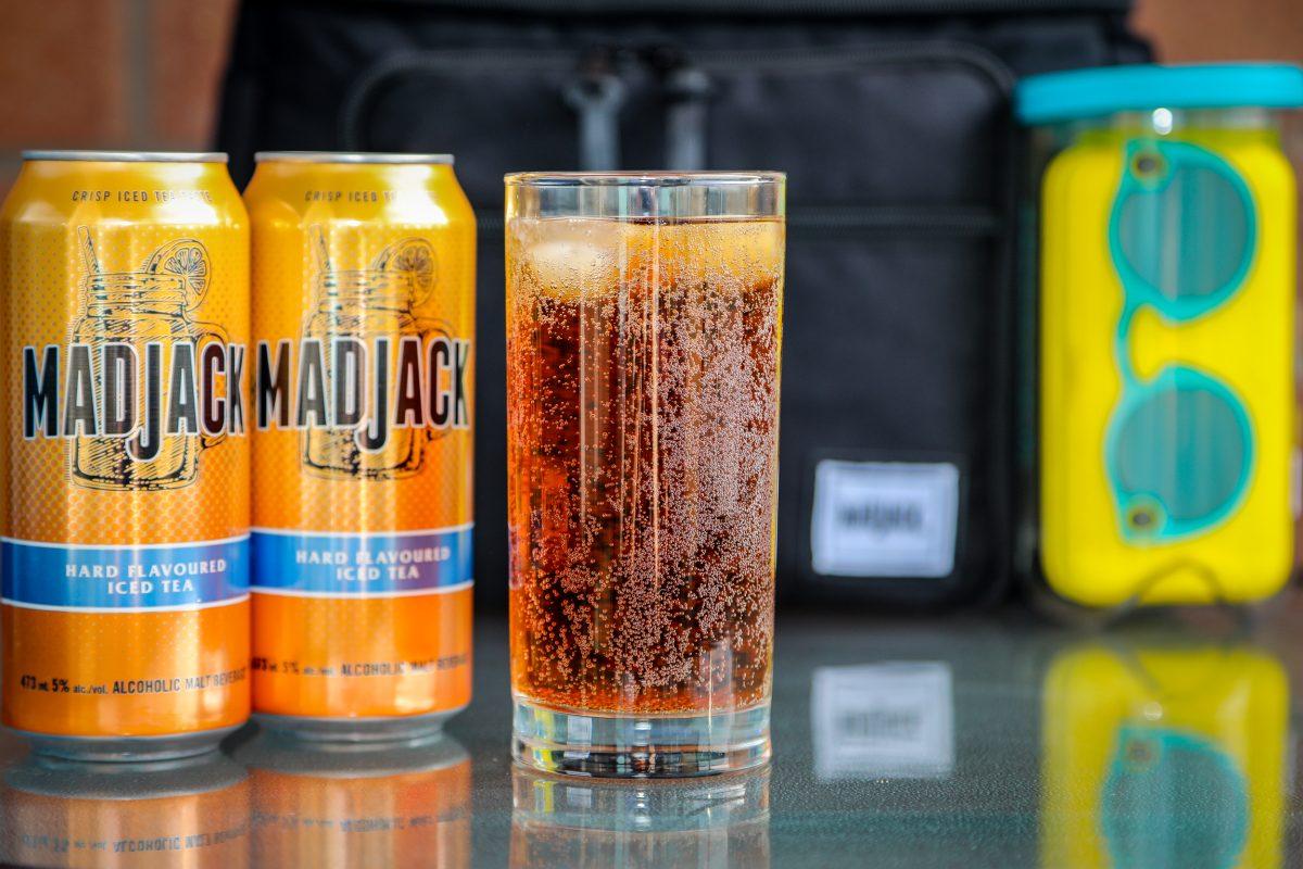 Mad Jack Hard Iced Tea