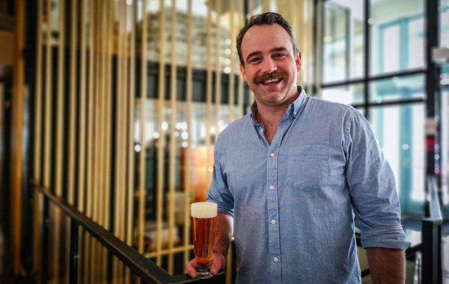 Beer expert Justin LaMontagne