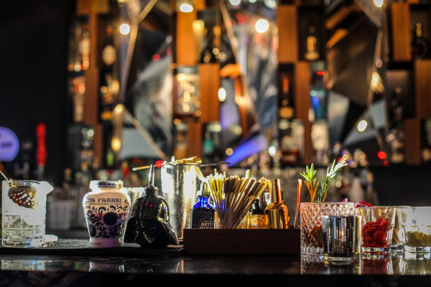 Figures Restaurant - The Bar