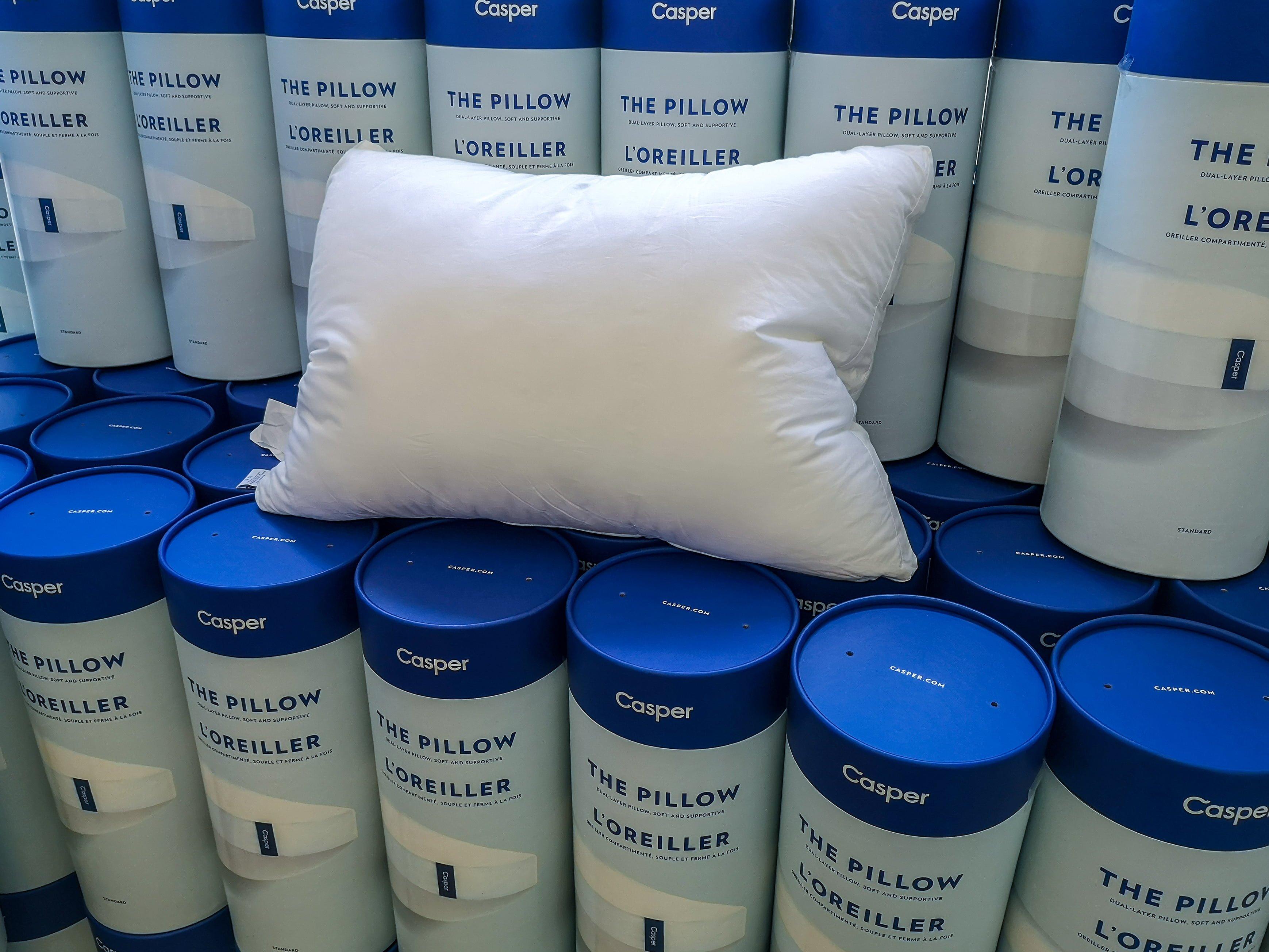 So. Many. Pillows.
