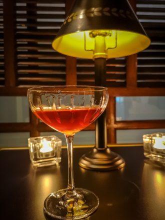 Fairmont cocktail