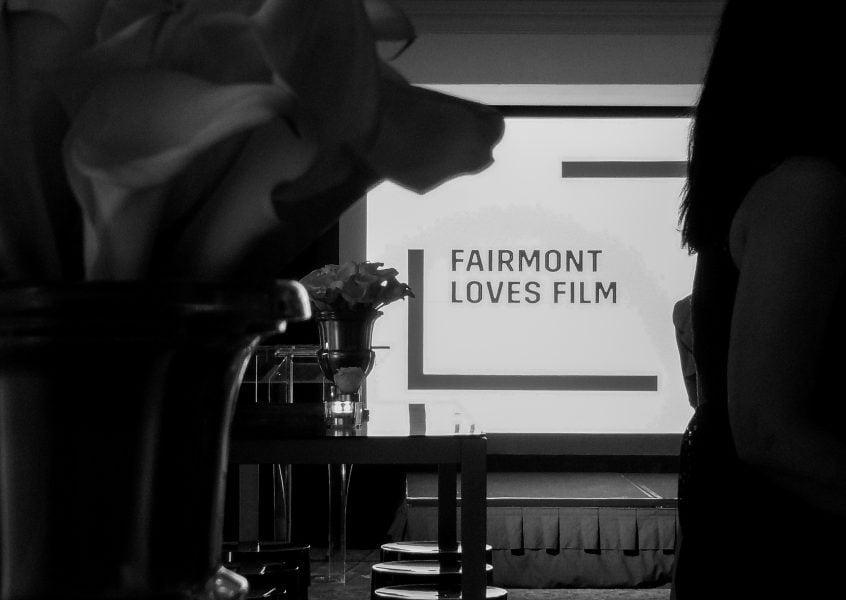 Fairmont Loves Film