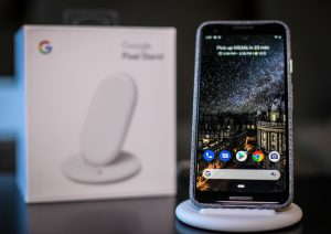 Google Pixel 3 and Pixel Stand