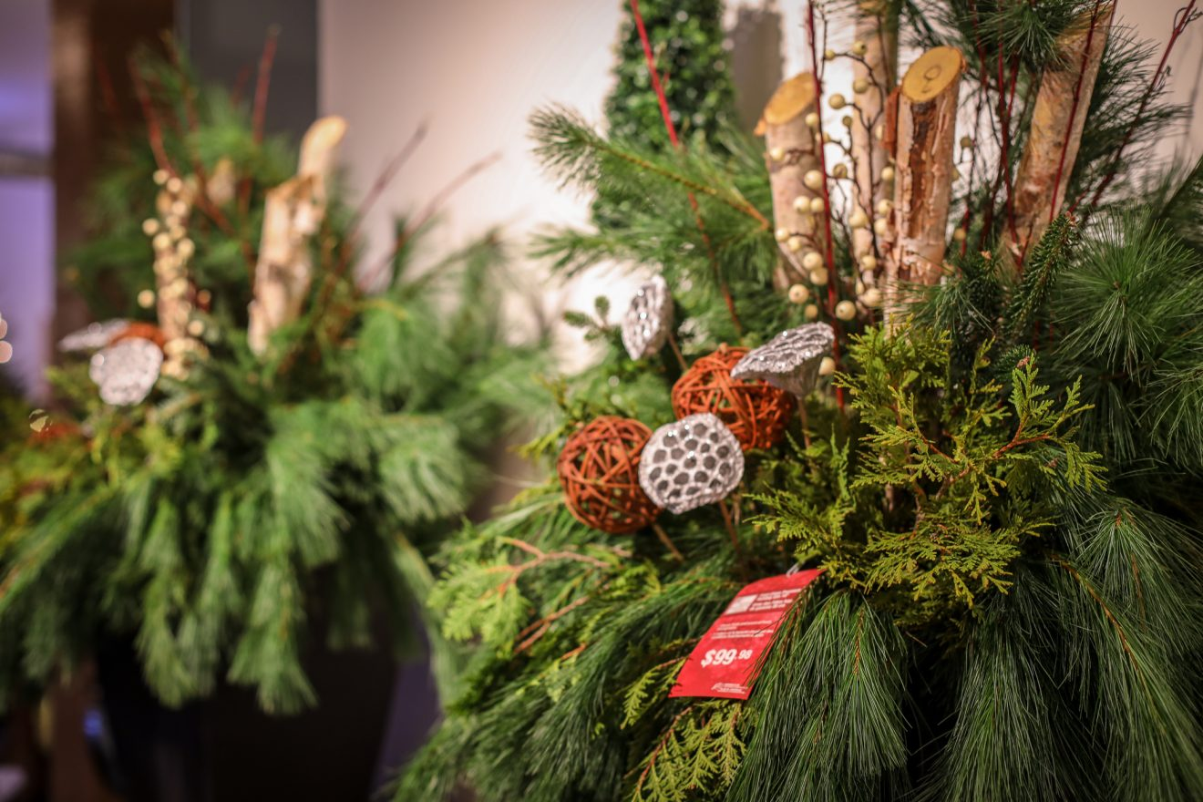 Christmas Decorating Ideas From Home Depot