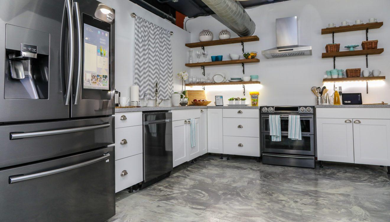Alexa Smart Home Kitchen