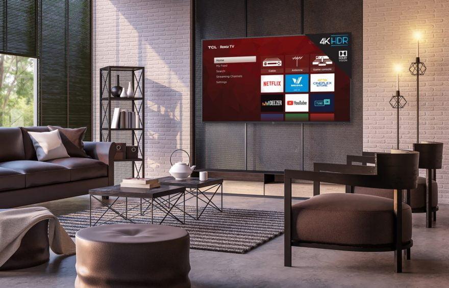 TCL 6-Series 4k TV
