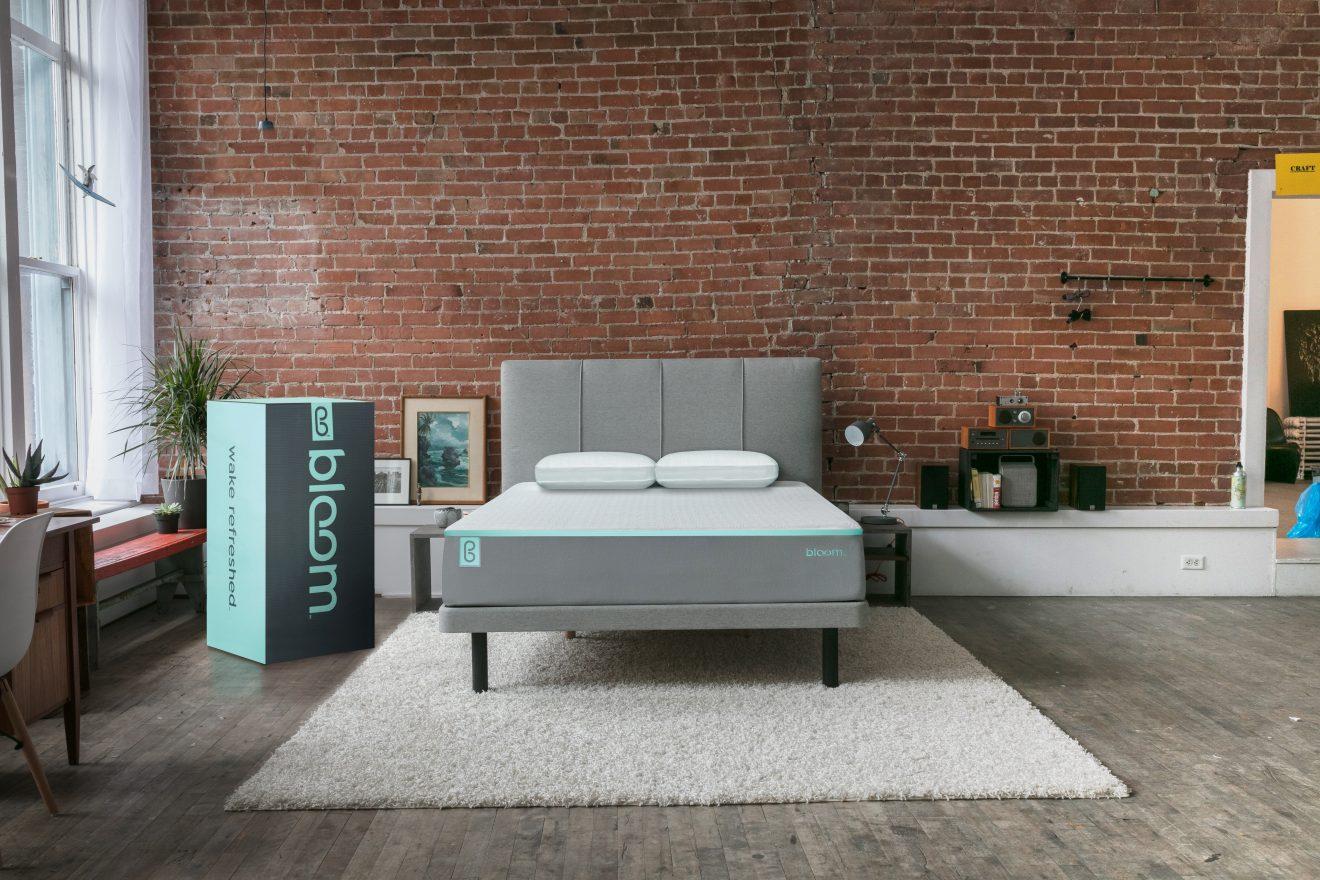 Sleep Country's Bloom Cloud mattress