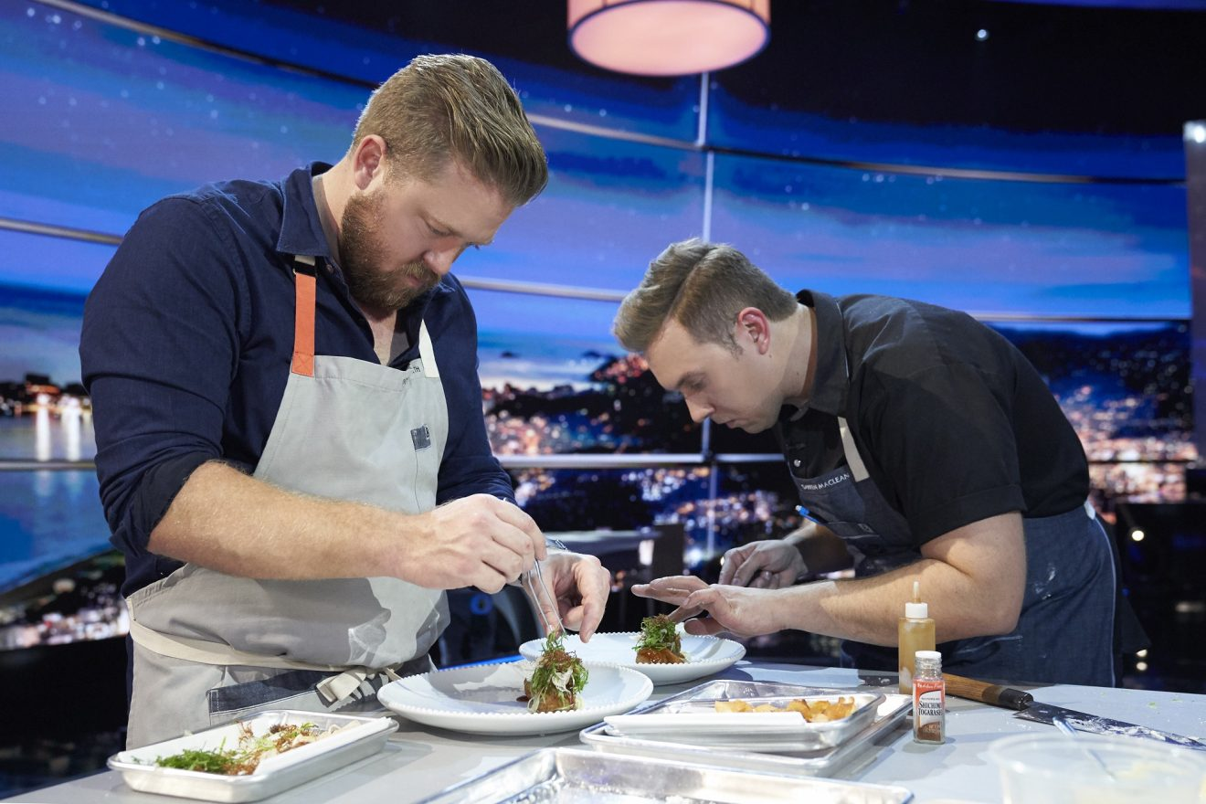 Canadian Chef Darren MacLean on competing for a seat at Netflix's The Final Table