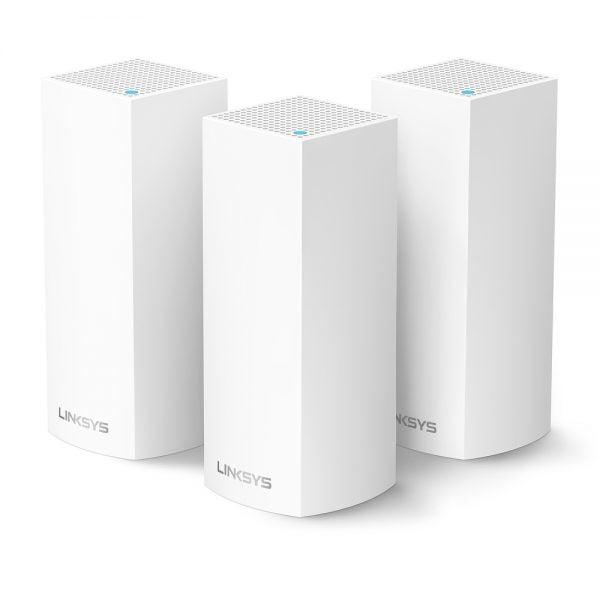 Linksys Velop Intelligent Mesh Wi-Fi three pack