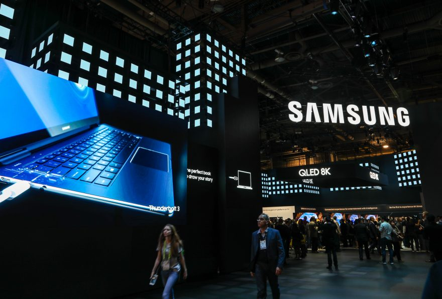 Samsung City at CES 2019