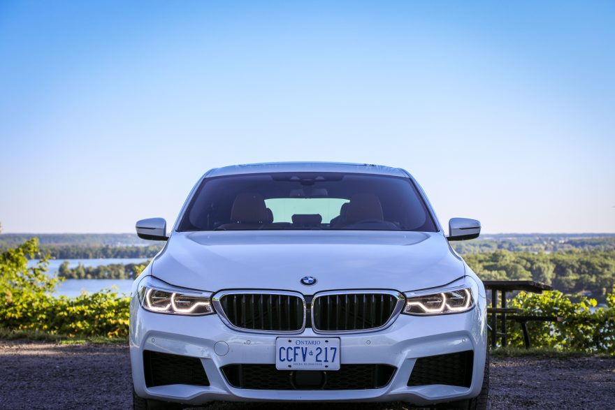 BMW 640i xDrive Gran Coupe