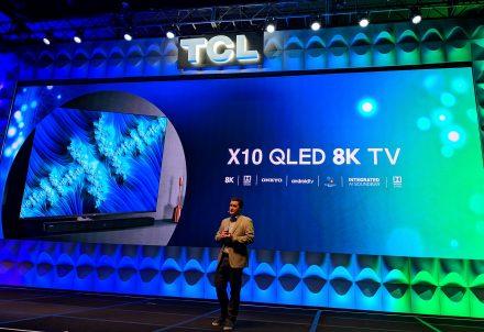 TCL's QLED 8K TV