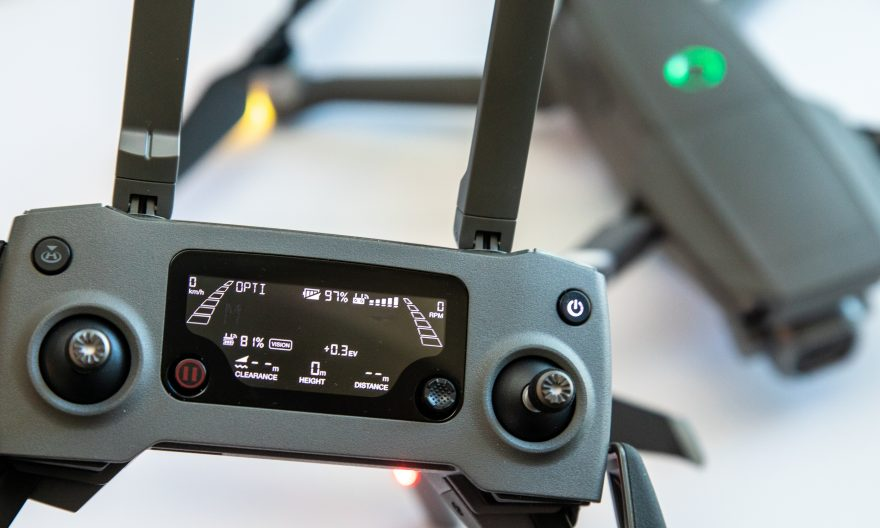 DJI Mavic 2 Pro controller