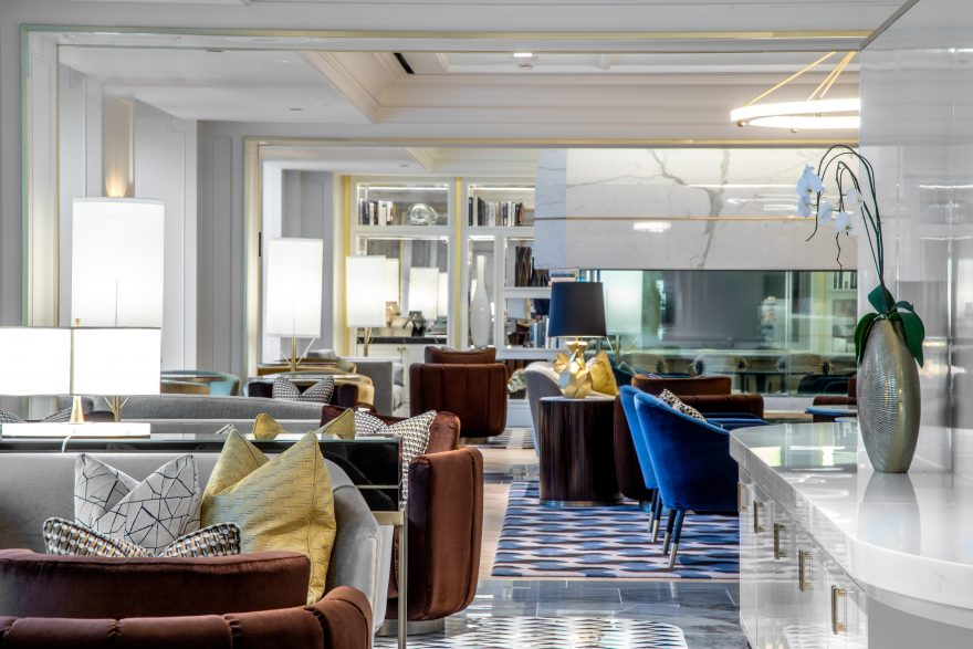 Fairmont Gold Residents Lounge