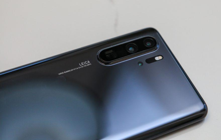 Huawei P30 Pro Leica quadruple cameras