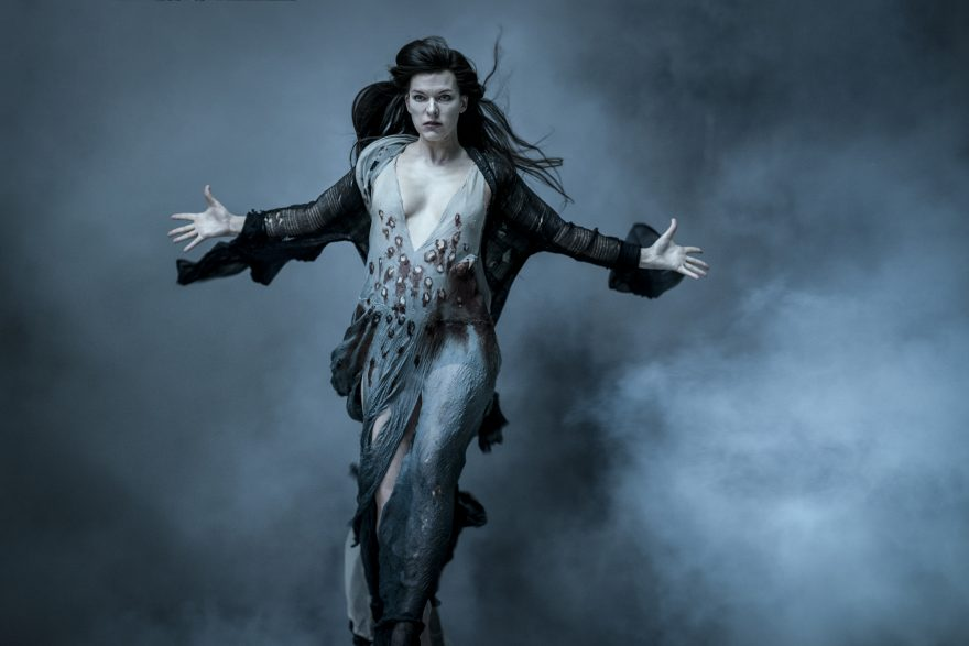 Milla Jovovich as Nimue