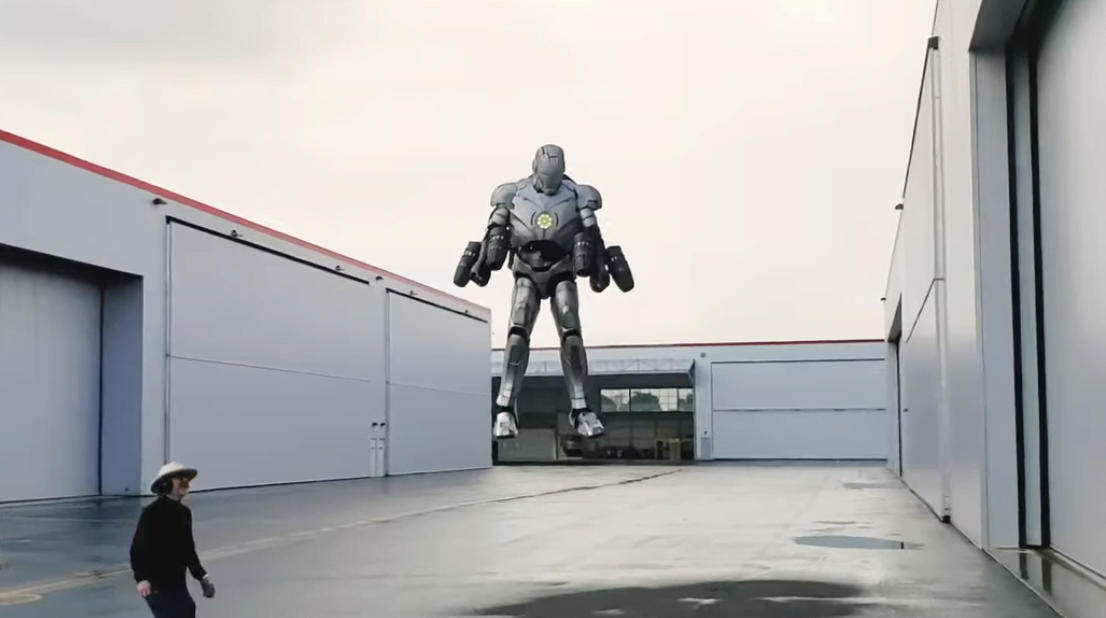 Savage Builds - Iron Man suit