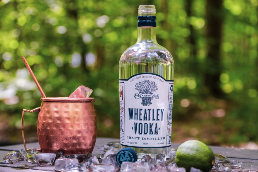 Wheatley Vodka Moscow Mule