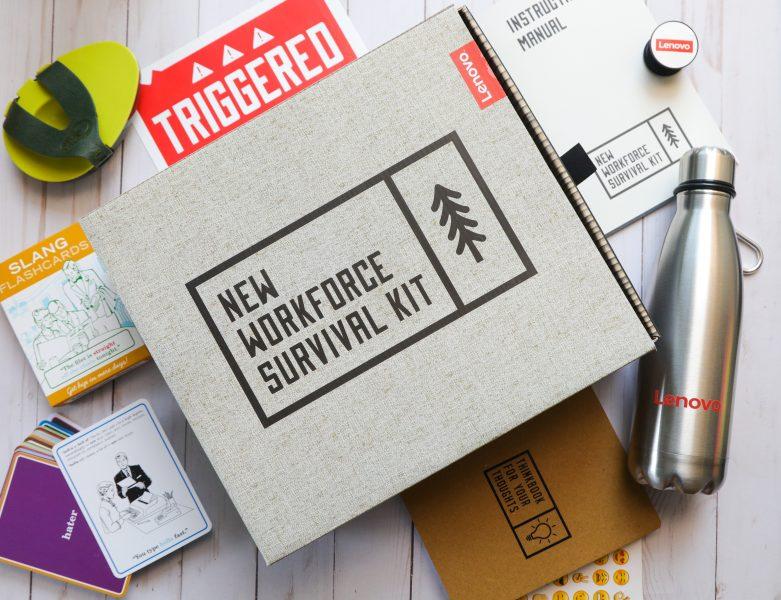 Lenovo New Workforce Survival Kit