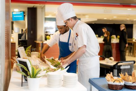 George Brown Culinary
