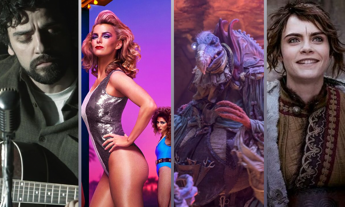 What's Streaming in August