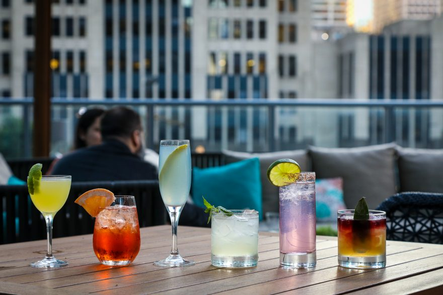 Streeterville Social at Loews Chicago