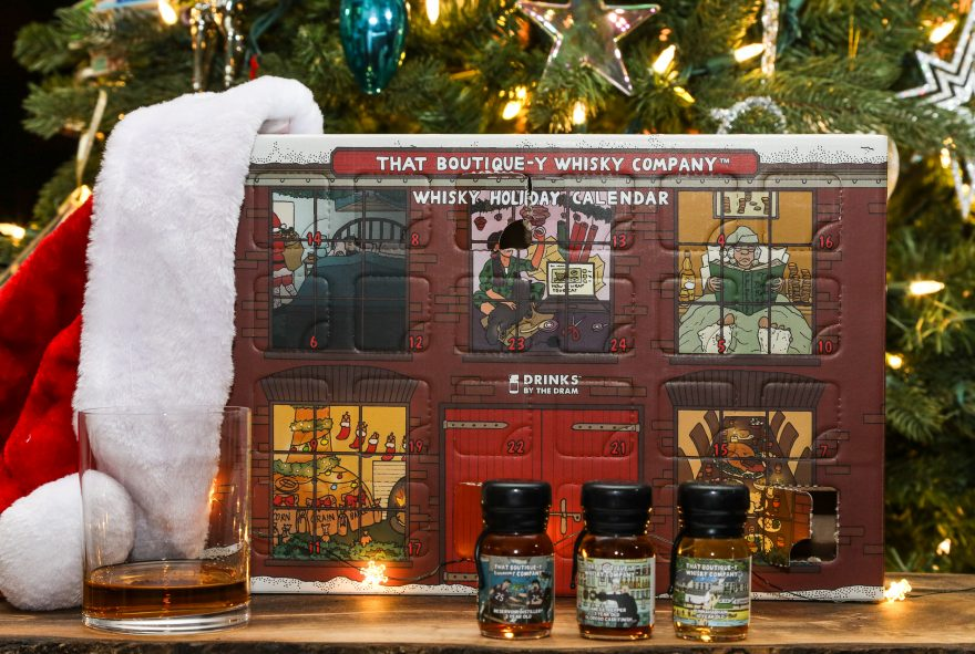 Drinks by the Dram whisky advent calendar