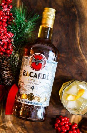 Bacardi Anejo Cuatro Rum