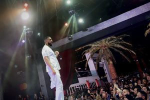 French Montana at CES