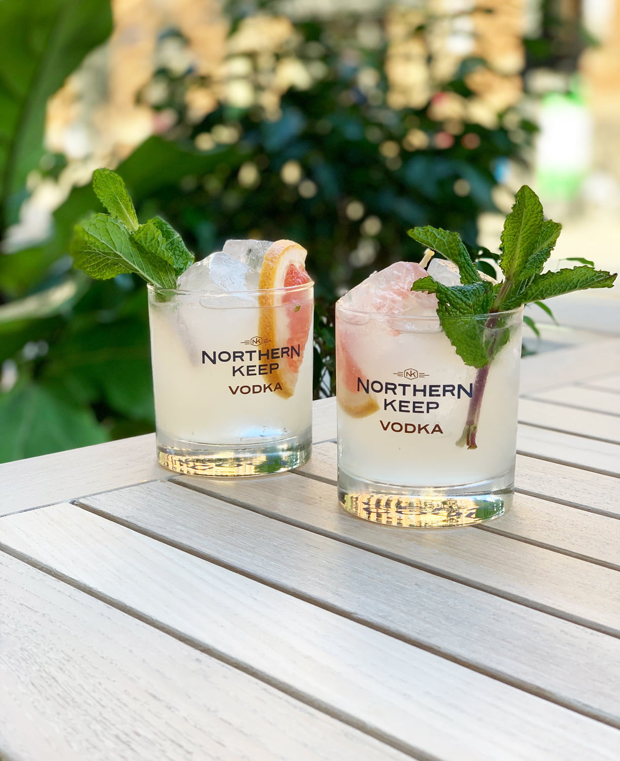 Northern Keep Citrus Caipiroska