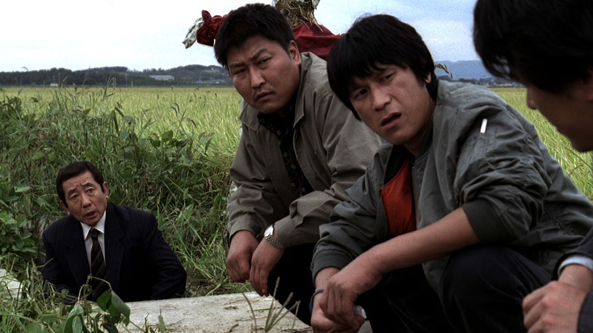 Memories Of Murder Review The Gate