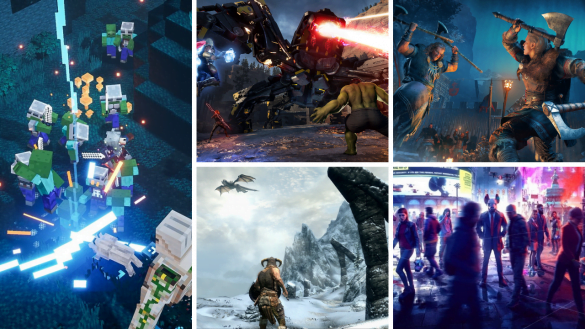 Best Xbox Games
